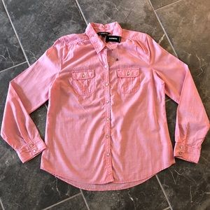 NWT Express Men's Button Down Shirt